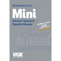 Dicc. Mini Español-Alemán /...