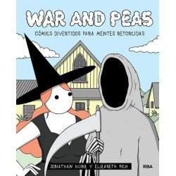 War and peas. Cómics...