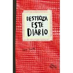 Destroza este diario. Rojo