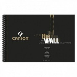 AL CANSON THE WALL 30 A4+...
