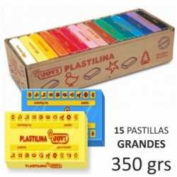 PASTILLAS PLASTILINA 350...