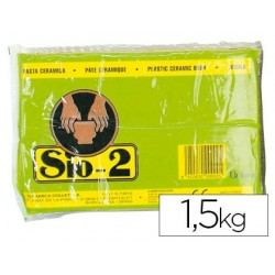 SIO-2 ARGILA 1.5 KG ROJO