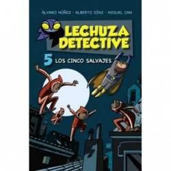 Lechuza Detective 5: Los...