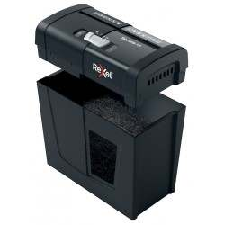 Destructora Secure X6, negro