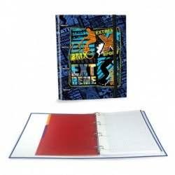 SENFORT CARPETA RINGBOOK A4...