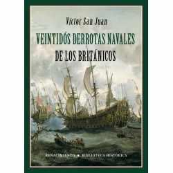 Veintidós derrotas navales...