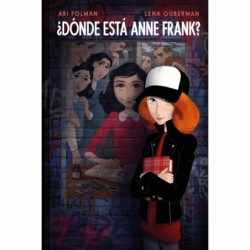 Dónde está Anne Frank