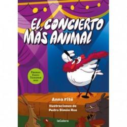 El concierto más animal...
