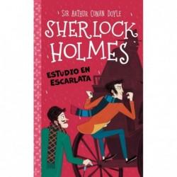 Sherlock Holmes: Estudio en...