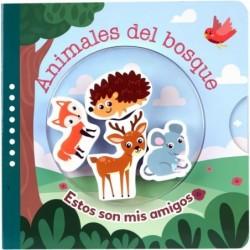 ANIMALES DEL BOSQUE